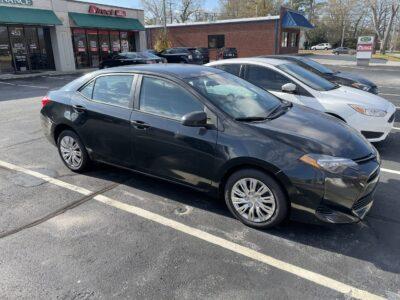 Photo of Corolla in Raleigh, NC